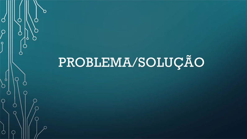 Ciclo de solução de problemas