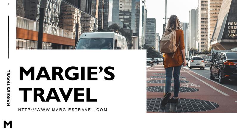 Apresentação sobre viagens