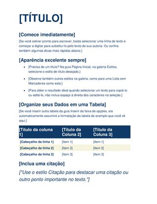 Documento geral (circular)
