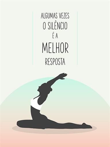 Pôsteres de ioga