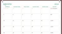 Calendário acadêmico de 2015 (fevereiro-dezembro)