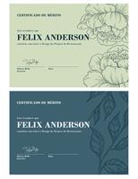 Certificado de Reconhecimento