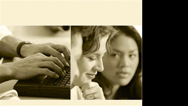 Modelo de apresentação Tecnologia no trabalho