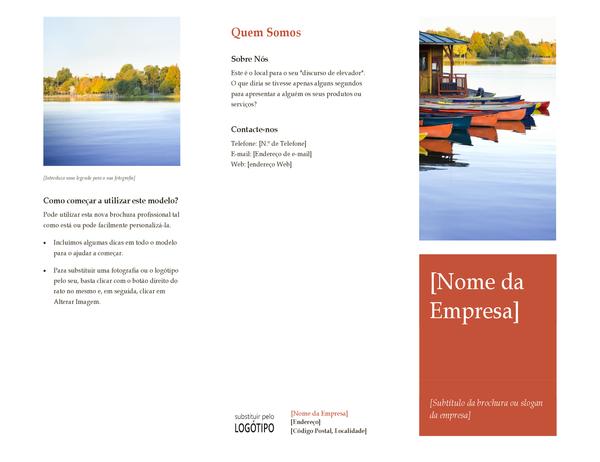 Brochura para Negócios