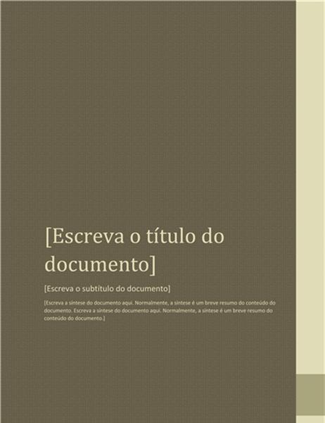 Relatório (Design Contiguidade)