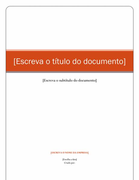Relatório (Tema Equidade)
