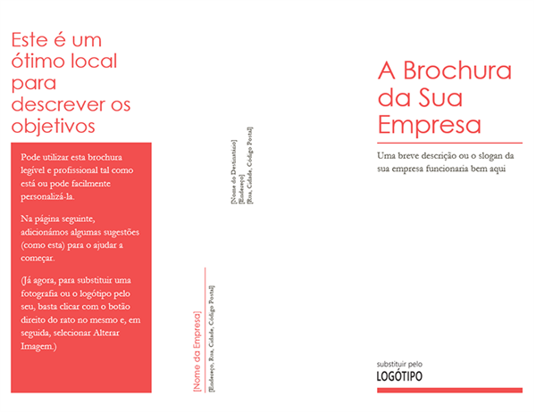 Brochura Empresarial