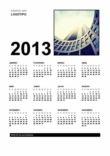 Calendário (S-D)