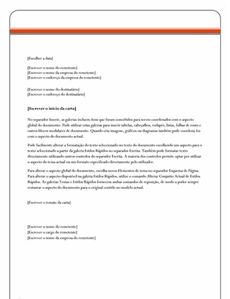 Carta (desenho Equidade)
