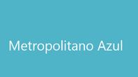 Metropolitano Azul