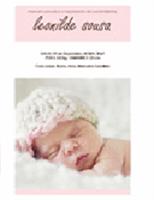 Anúncio de Nascimento de uma Menina