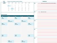 Calendário de aluno (Seg)