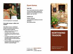 Brochura para pequenas empresas