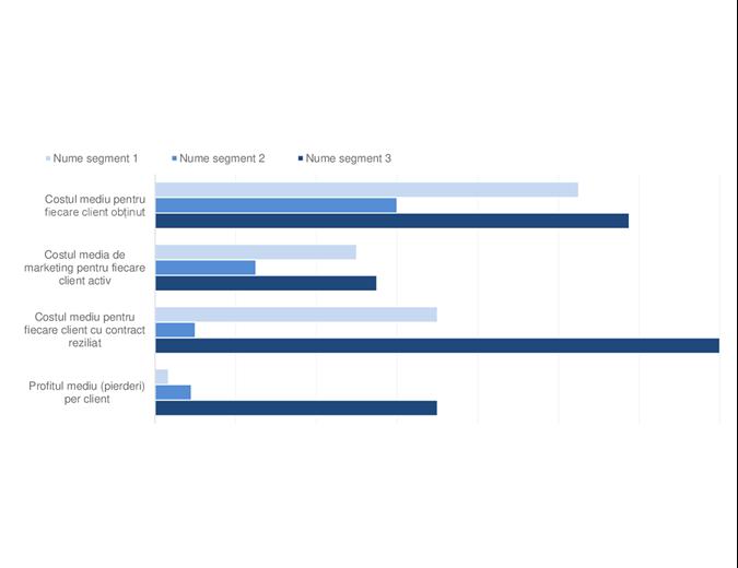 Analiză a profitabilității pentru clienți