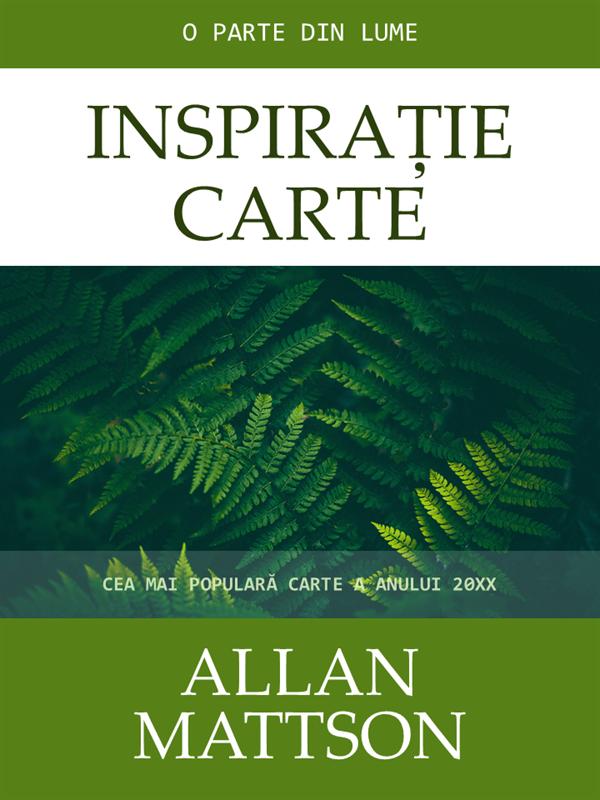 Coperte carte motivațională