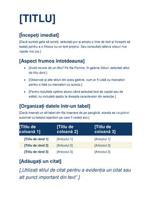 Document general (circular)