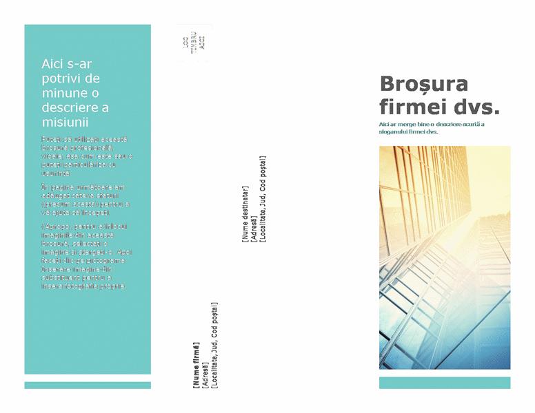 Broșură (Firmă)