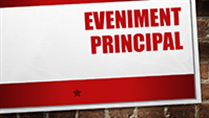 Eveniment principal