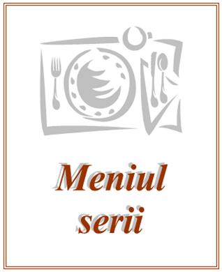 Șablon de meniu