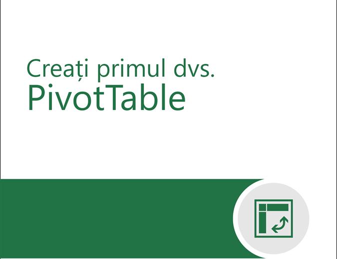Tutorial PivotTable