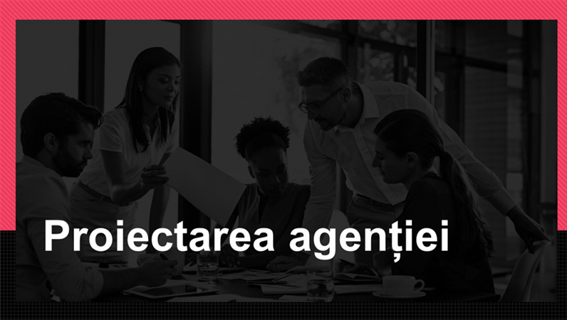Design Cotabil pentru agenție