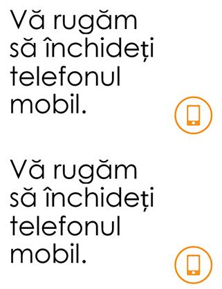 Aviz pentru închiderea telefoanelor mobile