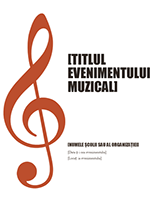 Program muzical