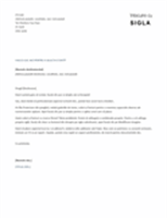 Antet de scrisoare (proiect Timeless)