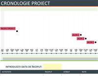 Cronologie proiect