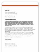 Scrisoare (Design Echilibru)