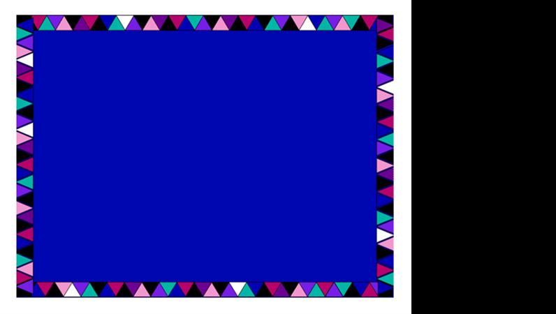 Шаблон оформления «Орнамент»