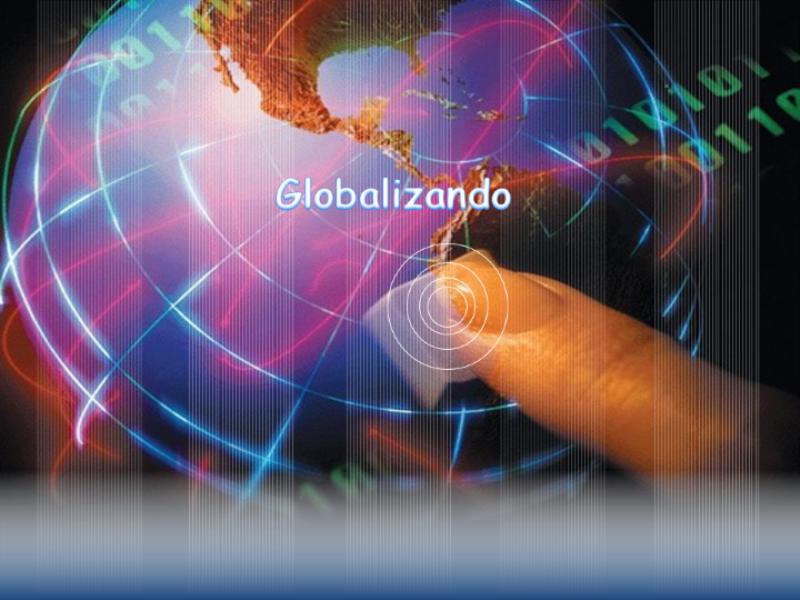 """Шаблон оформления """"Глобализация"""""""