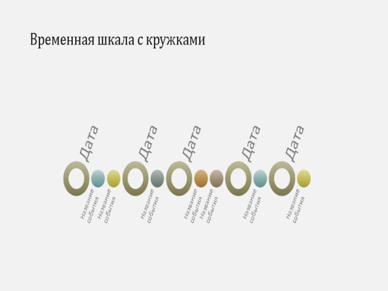 Временная шкала событий (широкоэкранный формат)