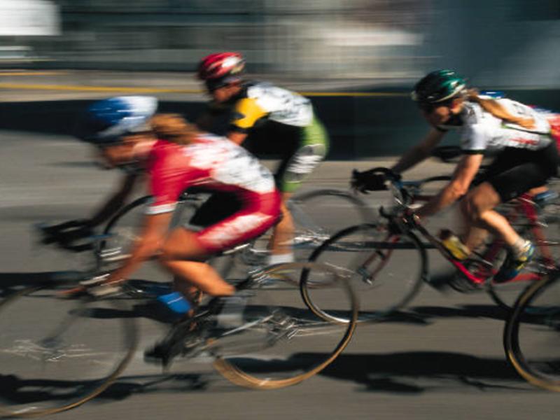 """Шаблон оформления """"Велосипедный спорт"""""""