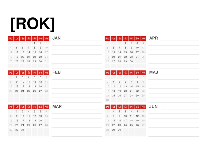 Nekonečný kalendár
