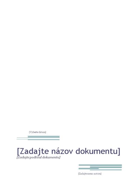 Správa (zdvorilý vzhľad)