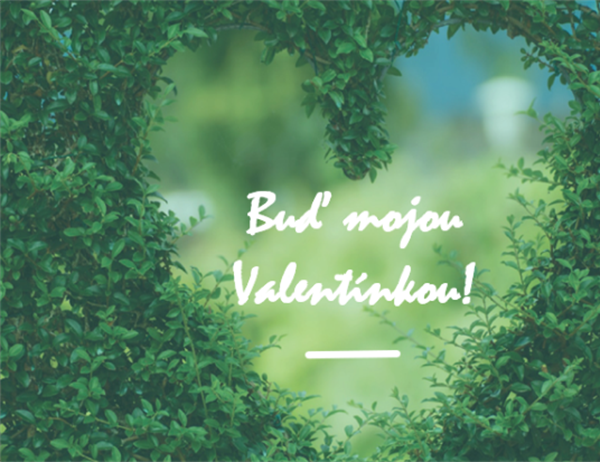 Valentínka (polsklad)