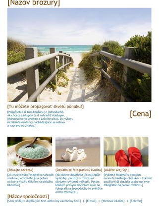 Cestovná brožúra