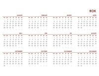 Celoročný globálny kalendár