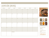 Kalendár s fotografiami (Po)