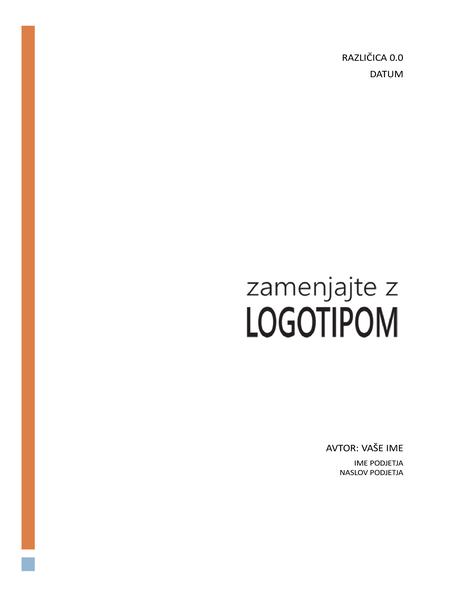 Načrt komunikacije za projekt