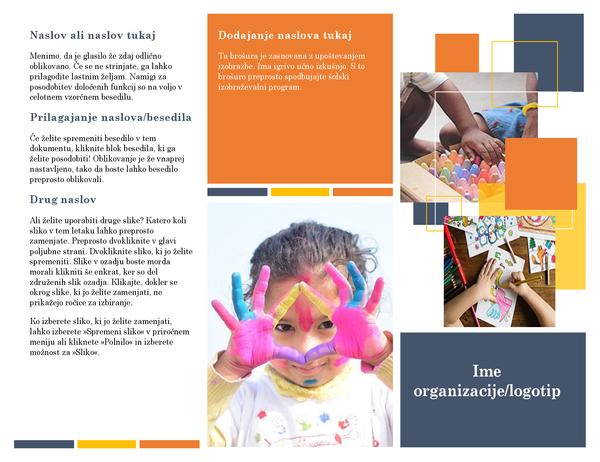 Izobraževalna brošura