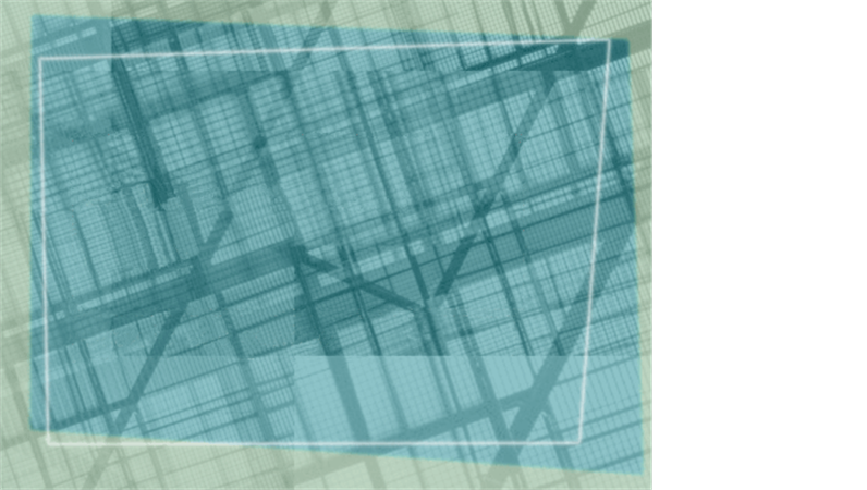 Geometrijska oblikovna predloga