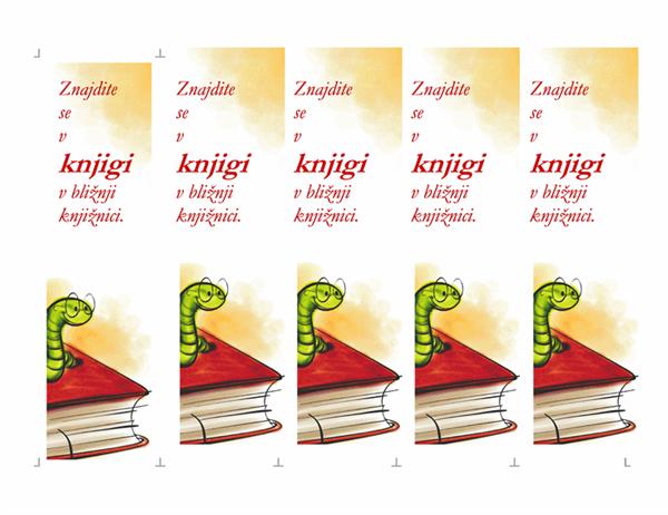 Knjižnične oznake