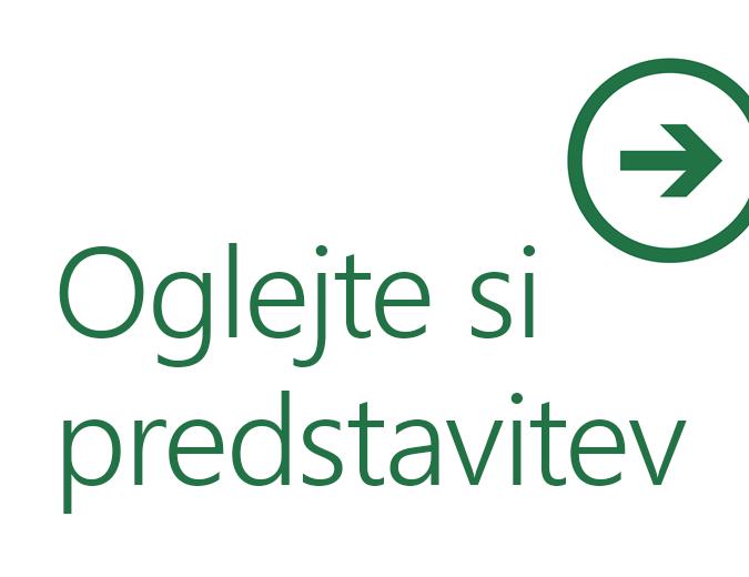 Dobrodošli v programu Excel 2013