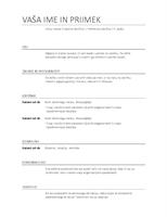 Življenjepis