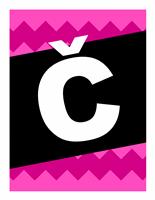Pasica »Čestitamo« – grafični vzorec