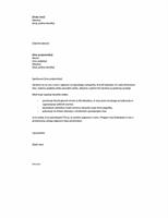 Spremno pismo kot odgovor na oglas – kratko