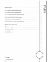 Naslovnica faksa (načrt Altana)