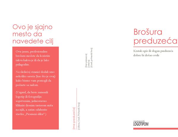 Brošura preduzeća